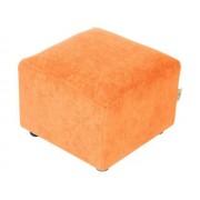 Sittpuff Ormen kort orange
