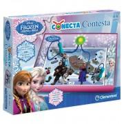 Juego educativo Conecta Contesta Frozen Disney - Clementoni
