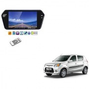 7 Inch Full HD Bluetooth LED Video Monitor Screen with USB and Bluetooth For Maruti Suzuki Alto 800