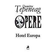 Opere 6. Hotel Europa/Dumitru Tepeneag