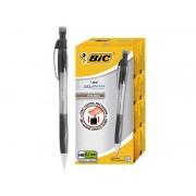 BIC 8206462 - BIC Pencil Atlantis Refillable 0,7 Rubber grip 12-pack