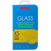 DKM Inc 25D Curved Edge HD 033mm Flexible Tempered Glass for Lenovo Vibe K5 Plus