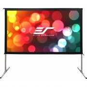 Elite Screens OMS135H2-Dual Outdoor Projection Screen 135