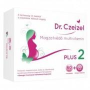Dr. Czeizel Magzatvédő multivitamin 2 Plus + Omega-3 - 60db+60db