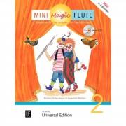 Universal Edition - Mini Magic Flute 2 Barbara Gisler-Haase, Flöte/CD