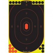 "Birchwood Casey Shoot-N-C Target - 12"""" X 18"""" Silhouette, 5 Pack"