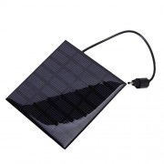 ELECTROPRIMEÃ'® Solar Panel Power Brushless Water Pool Pond Pump Garden Watering Fountain New