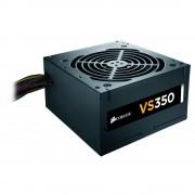 Sursa Corsair VS Series VS350, 350W, 80 Plus White, Eff. 85%, Active PFC, ATX12V v2.31, 1x120mm fan, retail