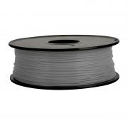 Filament pentru Imprimanta 3D 1.75 mm PLA 1 kg - Gri