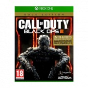 XBOX ONE Call of Duty Black Ops 3 Gold Edition
