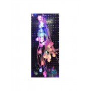 Instalatie brad globulete 28 buc multicolor, 5m