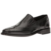 Nunn Bush Men s Norris Slip-On Loafer Black 8 2E US