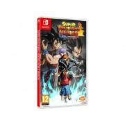 NAMCO BANDAI Juego NINTENDO SWITCH Super DragonBall Heroes World (M12)