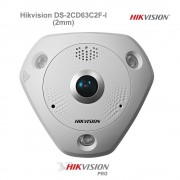 Hikvision DS-2CD63C2F-I (2mm) 360° 12MPix