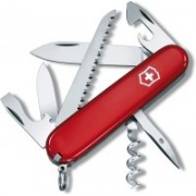 Victorinox Camper 7 Function Multi Utility Swiss Knife(Red)