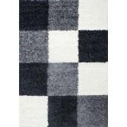 Covor Shaggy Louis, Negru, 80x150