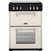 Stoves Richmond600E 60cm Electric Cooker with Ceramic Hob - Cream - A/A Rated