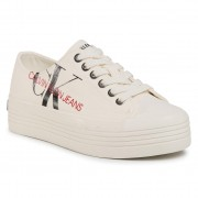 Гуменки CALVIN KLEIN JEANS - Zesley B4R1664 Bright White