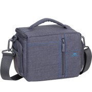 Rivacase 7502 Camera bag grey