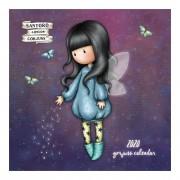 Falinaptár 2020- Gorjuss- Bubble Fairy