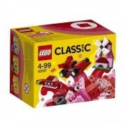 LEGO Classic, Cutie rosie de creativitate 10707