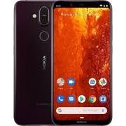 Nokia 8.1 - 64GB - Aubergine