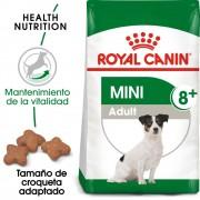 2kg Mini Adult 8+ Royal Canin pienso para perros