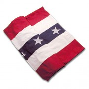 Online Stores 10 Yards Flag Bunting 5 Stripe with Stars 18In Wide 10 Yards