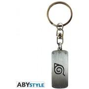 AbysseCorp Llavero NARUTO SHIPPUDEN - Keychain Konoha symbol