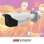 HikVision Caméra thermographique