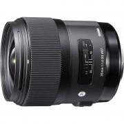 Sigma Art Objetiva 35mm F1.4 DG HSM para Nikon