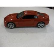 Maisto 1/24 Scale Diecast Collectibles Orange 2010 Chevrolet Camaro SS