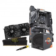 AMD Basic Upgrade Kit + Asus ROG Strix 1650 A4G Gaming