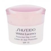 Shiseido White Lucency crema giorno per il viso per tutti i tipi di pelle SPF15 40 ml Tester donna