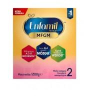 MEAD JOHNSON [Zestaw] Enfamil 2 Premium Milch, 1200g