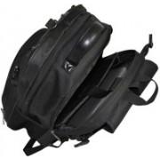 Giftwell Laptop Bag With Helmet Case 5 L Backpack(Black)