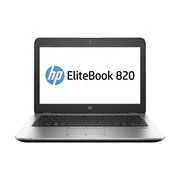 "HP EliteBook 820 G3 31.8 cm (12.5"") Touchscreen Notebook - Intel Core i5 (6th Gen) i5-6300U Dual-core (2 Core) 2.40 GHz - 8 GB DDR4 SDRAM - 256 GB SSD - Windows 10 Pro 64-bit - 1920 x 1080 - Silver, Black"