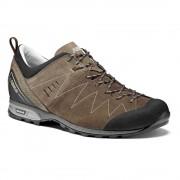 Asolo: Track MM - pánské boty Barva: dark brown/cortex, Velikost: 12
