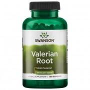 Swanson Kozlík Lékařský (Valeriana) 475 mg 100 kapslí