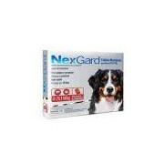 Nexgard GG Cães 25,1 a 50kg 3 tabletes Merial
