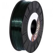 3D nyomtató szál Innofil 3D PLA-0025A075 PLA műanyag 1.75 mm Sötétzöld (fluoreszkáló) 750 g (1417250