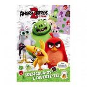 Angry BirdsHistória Para Colorir Angry Birds 2