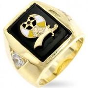 J Goodin Men's Ring R07571G-V01