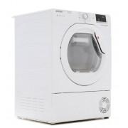 Hoover DXH9A2DE Condenser Dryer with Heat Pump Technology - White