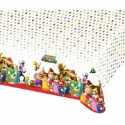 Tafelkleed Super Mario and friends