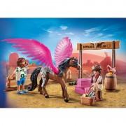 Marla Del Si Calul Inaripat Playmobil