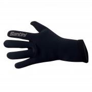 Santini Neo Blast Neoprene Gloves - Black - XL - Black