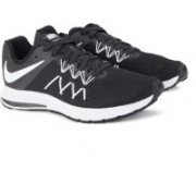 Nike ZOOM WINFLO 3 Running Shoes For Men(Black)
