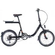 Bicicleta pliabila Leader Fox City Full 2017