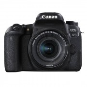 Canon EOS 77D+EF-S 18-55mm f/4-5.6 IS STM